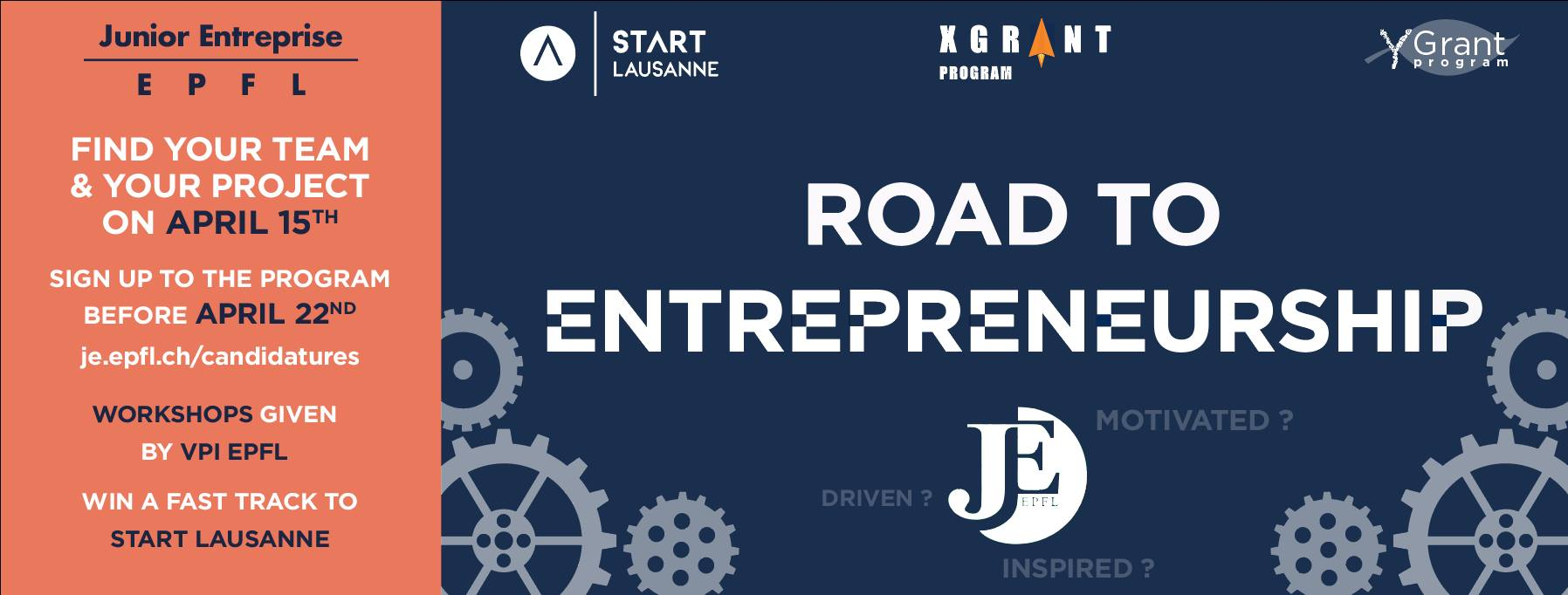 Road To Entrepreneurship