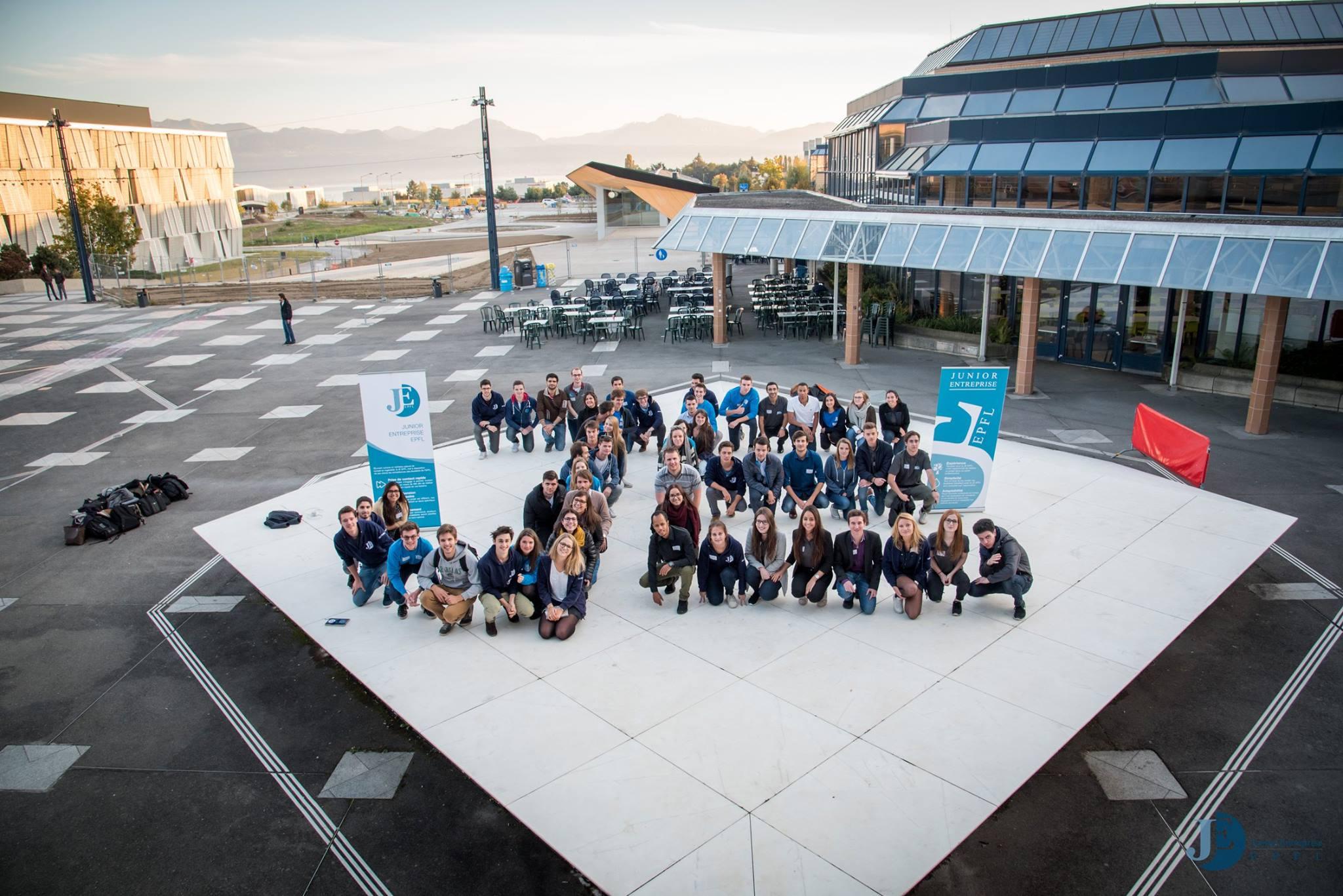 Une première édition du JE EPFL Workshops day !